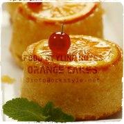 orange minitarts... food styling notes by ockstyle