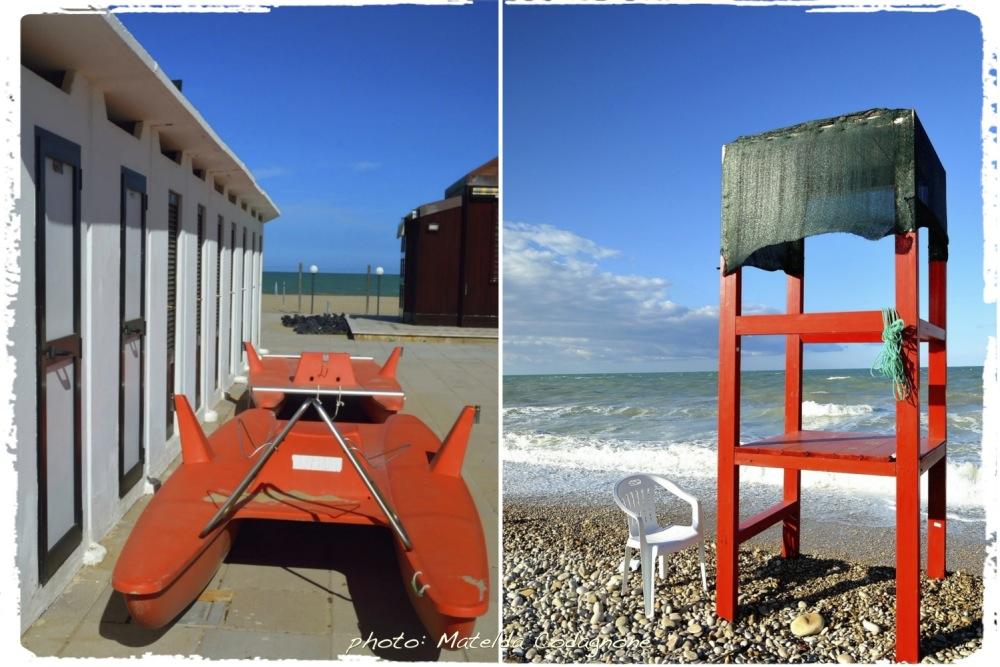 Fine Estate :: Vasto Marina (Chieti) :: End of Summer | photo: ©MateldaCodagnone