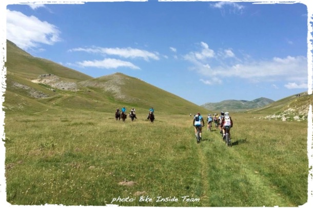 """I felt my lungs inflate with the onrush of scenery - air, mountains, trees, people. I thought, ""This is what it is to be happy."" ~Sylvia Plath :: Campo Imperatore (l'Aquila) 