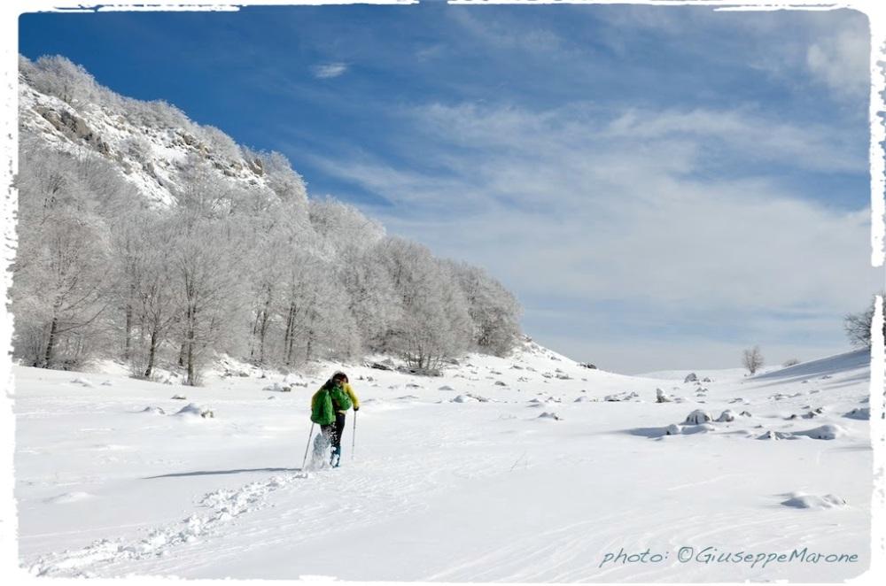 Piana del Voltigno belongs to Gran Sasso and Laga Mountains National Park | photo: ©GiuseppeMarone