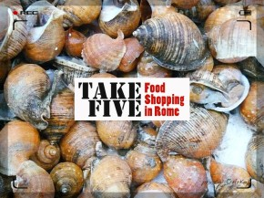 Take Five :: Rome, The New Esquilino Market – Seafood Stalls