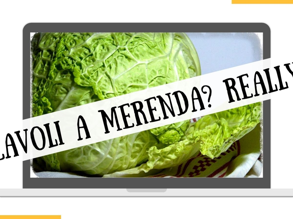 "Appetibilis Glossary, Letter ""C"": Cavoli a merenda | photo: ©MateldaCodagnone"